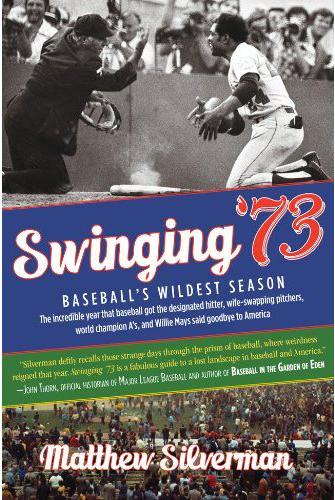 MMO Book Review: Swinging '73: Baseball's Wildest Season
