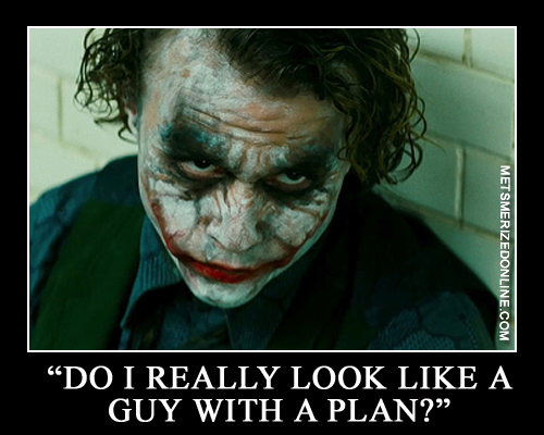 The Plan - Joker