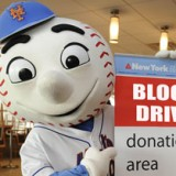 Mets Blood Drive At Citi Field On Thursday
