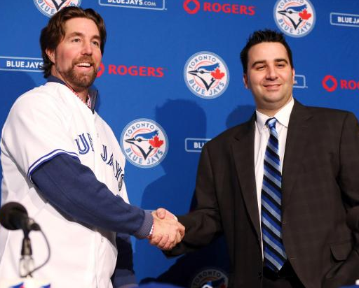 Dickey Thankful Mets Didn't Meet His Demands, Jays GM Says Alderson Showed No Respect
