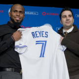 Blue Jays Introduce Jose Reyes To Toronto Fans & Media
