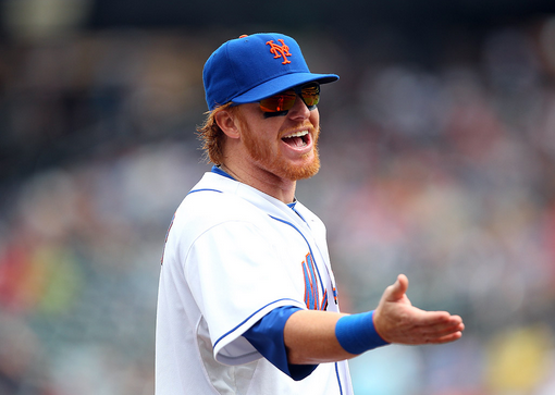 With Wilmer Flores Now A Met, Is Justin Turner Out?