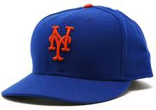 mets blue cap