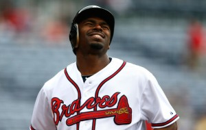 michael bourn struggling