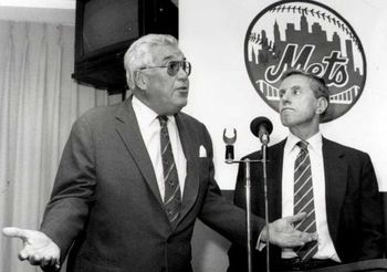 nelson doubleday fred wilpon
