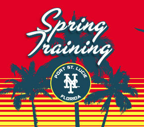 Mets Spring Training Uniform Numbers