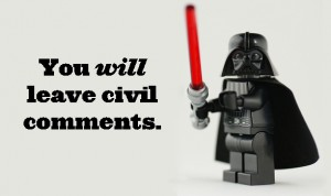 vader civil comments
