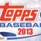 2013 Topps Baseball Series 1: No Wright, Harvey, Wheeler