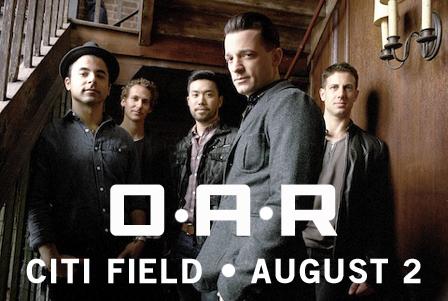 O.A.R. august 2