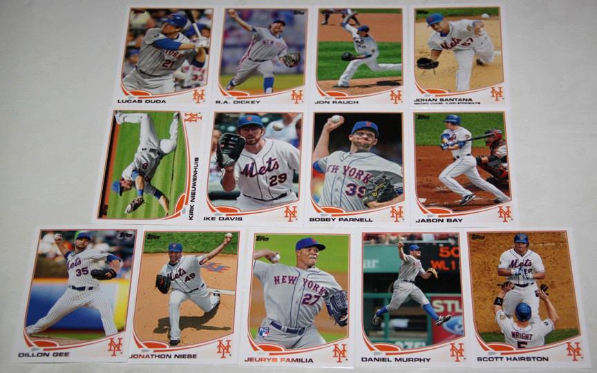 Topps 2013 Mets S1