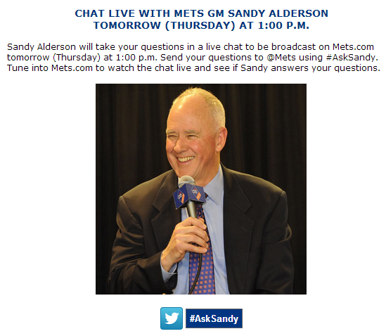 chat with sandy