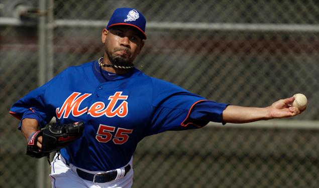 Mets Could Release Feliciano By Tuesday, Laffey May Have Nailed Down Final Bullpen Spot