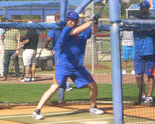 Mets Notes: Gee Is 100%, Niese Arrives To Camp, Projected Opening Day Lineup