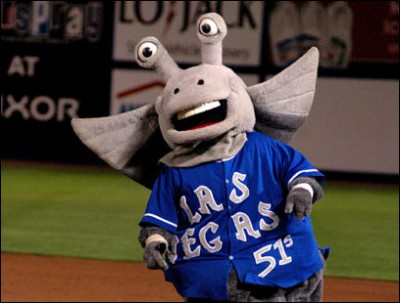 Anyone want to try their hand on what the Mets new Triple-A affiliate's mascot is supposed to be?