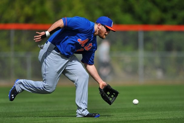 What Lucas Duda In The Outfield Means