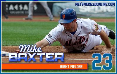 mike baxter card