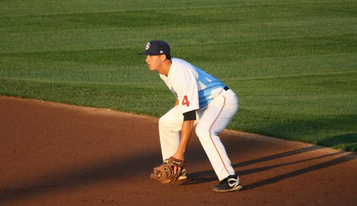 T.J. Rivera batted .320/.372/.444 for Savannah and St. Lucie in 2012.
