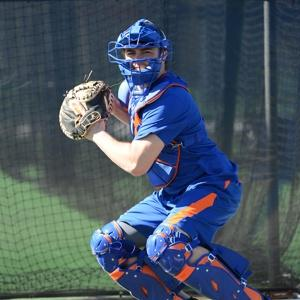 Mets Option D'Arnaud To Minor League Camp