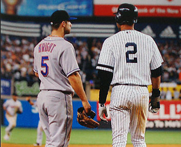 What Do The Stats Tell Us About A Wright and Jeter Comparison?
