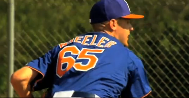 Zack Wheeler Walked Six And Was Pulled After 4.1 Innings