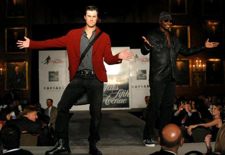 Cole-Hamels-Fashion-Show