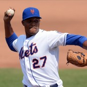 Jeurys Famila To Join Mets For Today's Doubleheader
