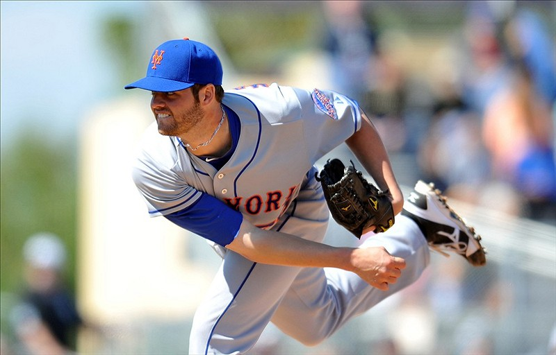 Mets Minors Report 5/13: Wheeler Knocking On Flushing's Door, McHugh Solid, Mazzoni Throwing Gas