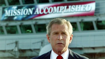 President-George-W.-Bush-Mission-Accomplished