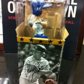 Charity Auction For Signed Rusty Staub Bobblehead! Bid Now!