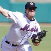 Mets Release RHP Brad Holt; A Disappointing End To What Began As A Promising Career
