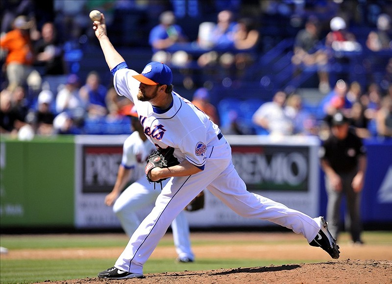 Brandon Lyon Is Cashing In Despite A Team Worst ERA Among Mets Relievers
