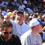 Governor Chris Christie Likes The Mets' Direction