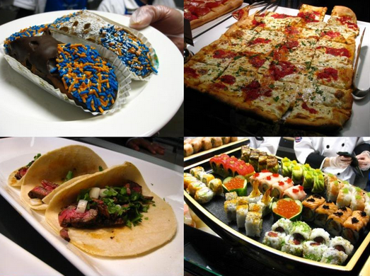 Plenty Of New Ways To Chow Down At Citi Field in 2013