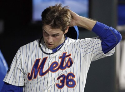 """I'm so confused.  I thought the Mets had already retired Jerry  Koosman's number."""