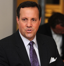 Executive VP Dave Howard Leaves Mets to Become President of MSG Sports