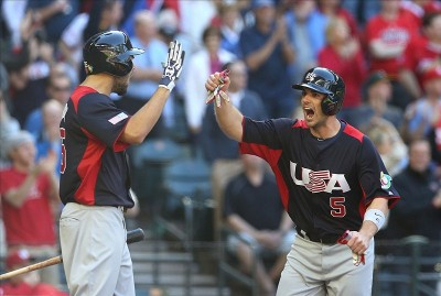 david wright roars and scores wbc