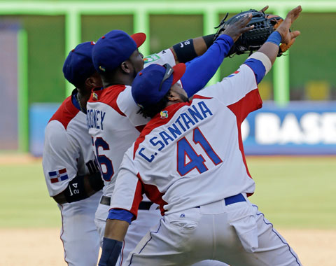 The Dominican Republic remains undefeated after 2-0 victory over Puerto Rico.