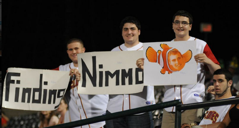 finding nimmo