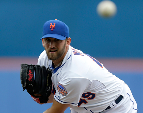 Niese Wins First Game Since Return From Disabled List