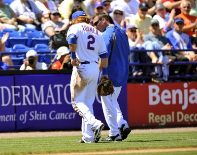 MLB: Spring Training-Miami Marlins at New York Mets
