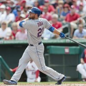 First Baseman of the Future: Ike Davis or Lucas Duda?