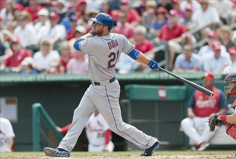 Not Batting Duda Cleanup Is The Right Call