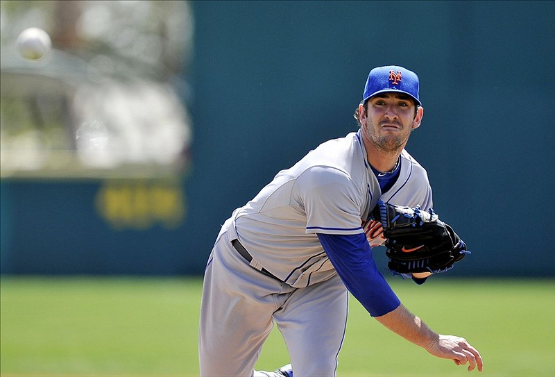 Harvey Lights Up Radar Guns, Says He Strives For Perfection Every Time