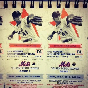 mets 2013 tickets