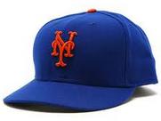 mets cap hat blue
