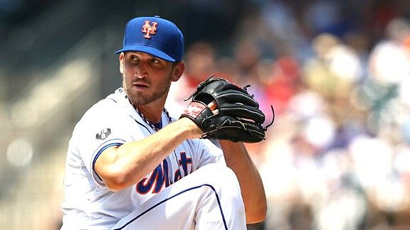 Niese Tosses Two Innings In Return To Mound
