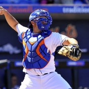 Backman Praises D'Arnaud After Impressive Debut Last Night