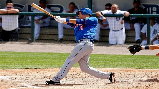 Andrew Brown and Wilmer Flores Lead Offense in 51s 10-6 Victory