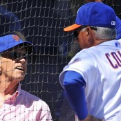 Fred Wilpon Lets Collins Know He's Watching ?