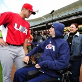 No Guts, No Glory: David Wright and a Wounded Combat Veteran Named Felix